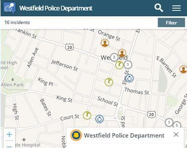 Police | Westfield, MA - Official Website