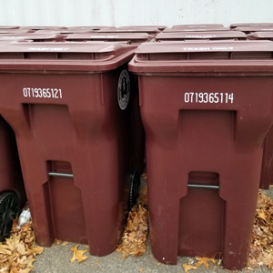 Trash Barrels